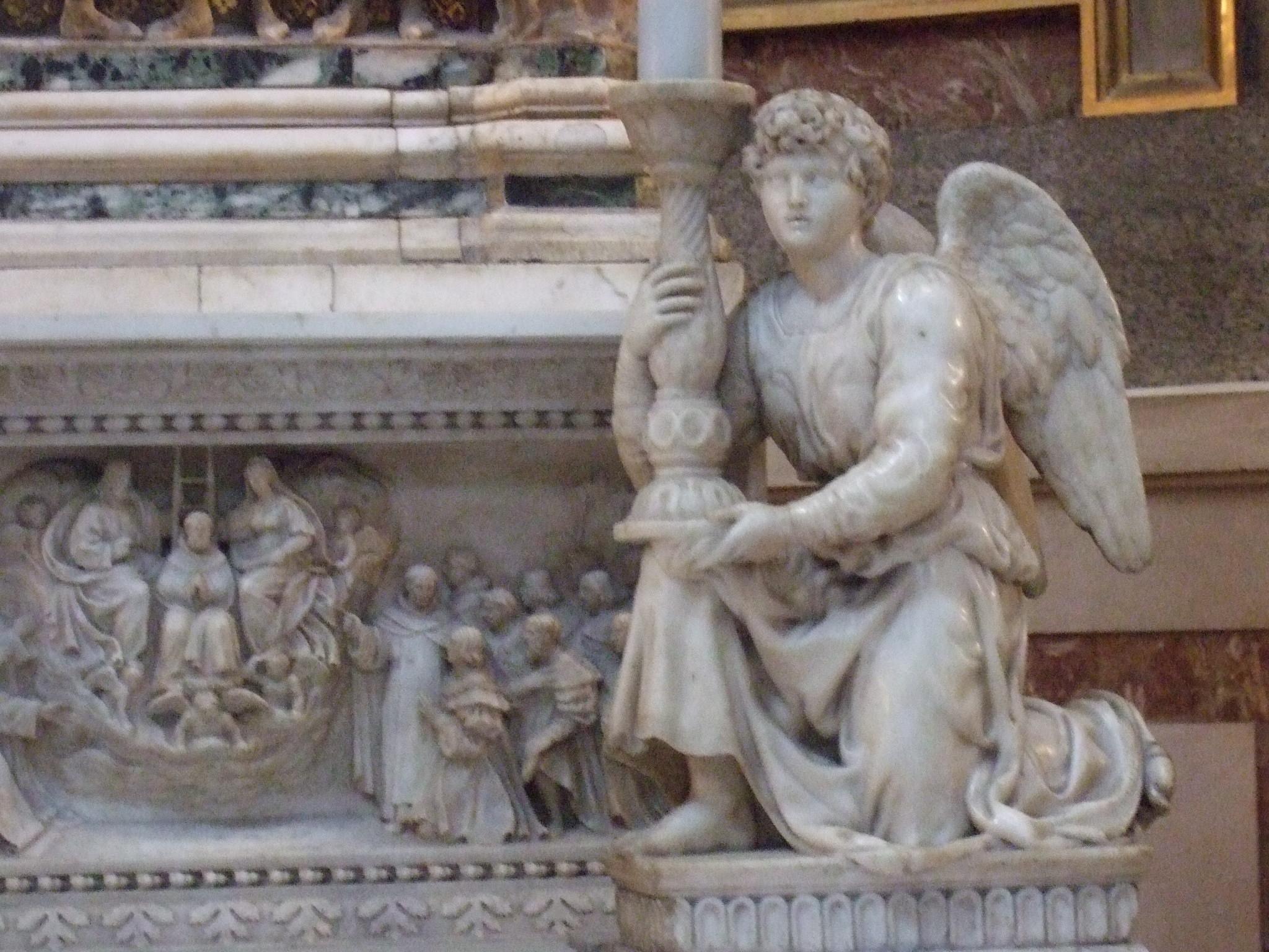Michelangelo Angel